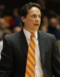 Coach Brian Earl